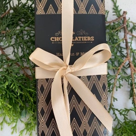 Ribbon Wrapped Bar Selection - Dark Wrapper