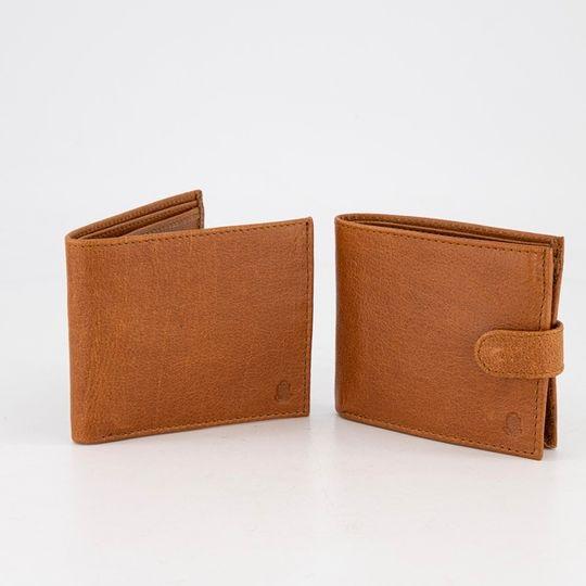 Bovine Billfold Wallet