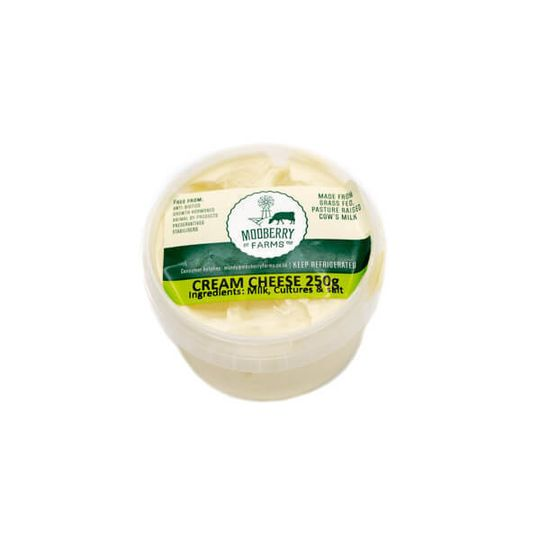 Mooberry Cream  Cheese 250g
