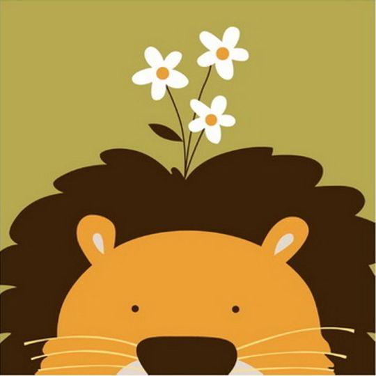 Loving Lion