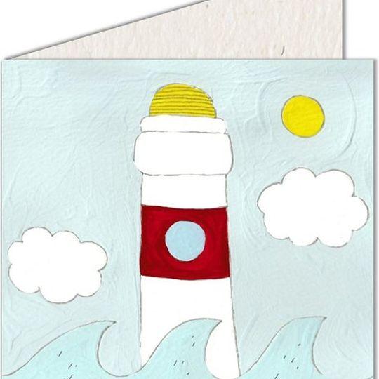 Greeting Card | Lighthouse