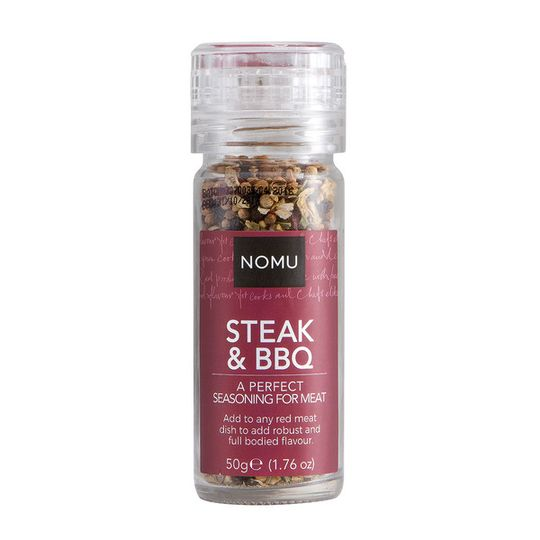 NOMU Steak and BBQ Grinder