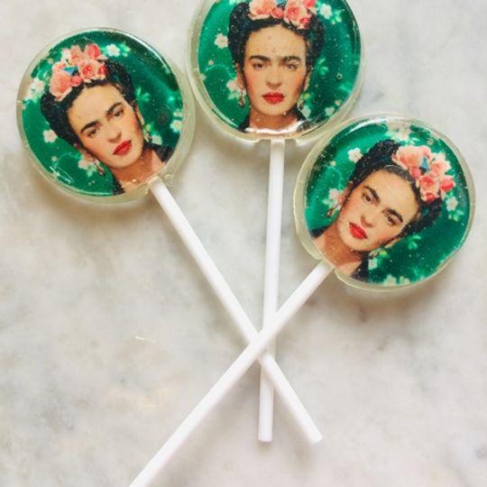 Medium Picture Lollipop