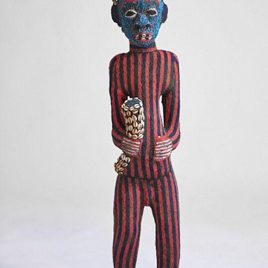 kik statue from chad