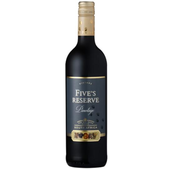 Van Loveren Fives Reserve Range Pinotage Case 6