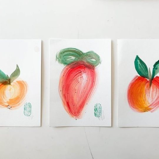 Fruit (Set of 3)
