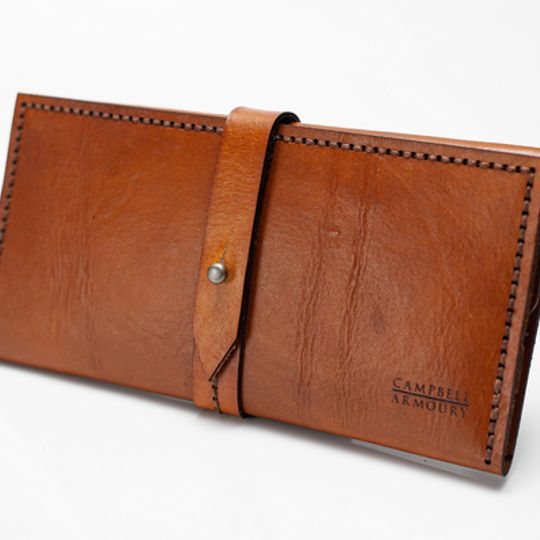 Ladies Wallet - Tan