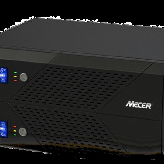 Mecer Power Inverters IVR-1200LBKS 12v