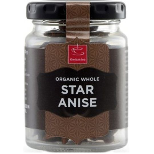 Khoisan Tea Organic Whole Star Anise (20g)