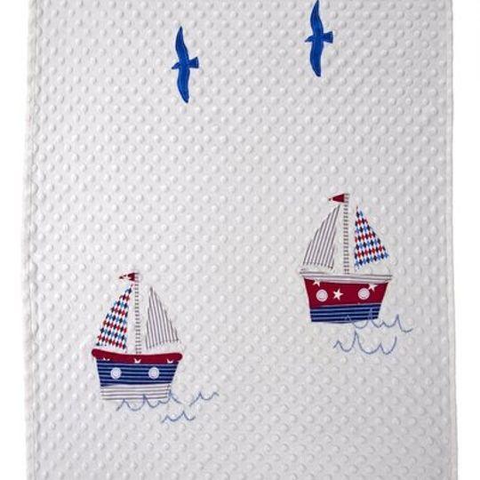 Blanket / Boys - Boats - M0057