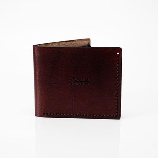 Bi-Fold wallet mens