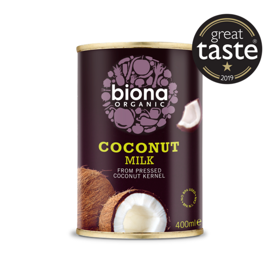 Biona Coconut Milk Classic Organic