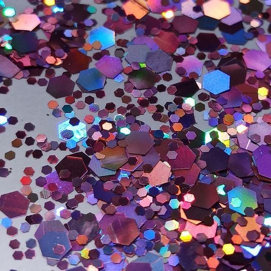 #IRRISISTABLE CHUNKY GLITTER