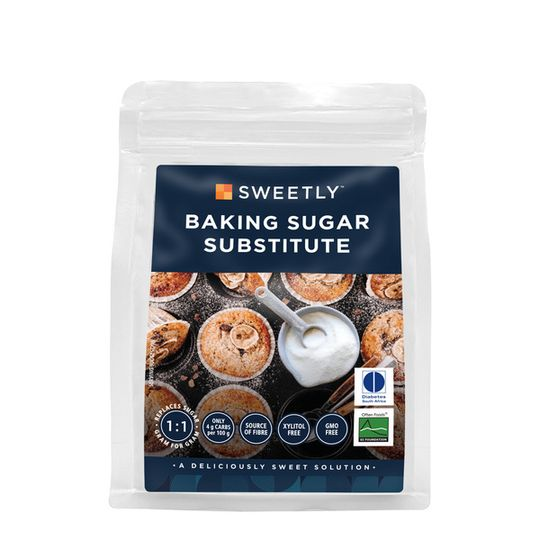 Sweetly Baking Sugar Substitute