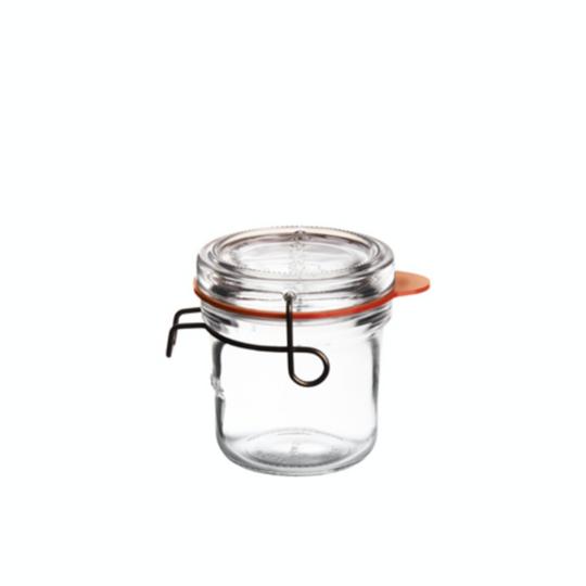 Luigi Bormioli , Lockeat, Handy Jar, 200ml