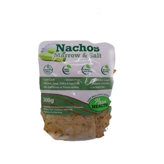 Low Carb Nachos Marrow & Salt (100g)