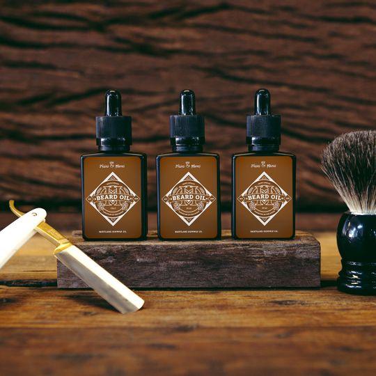 Hartland Beard Oil