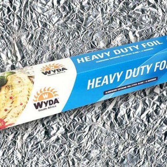 WHDF70-6-Heavy Duty Aluminium Catering Foil 70m x 440mm