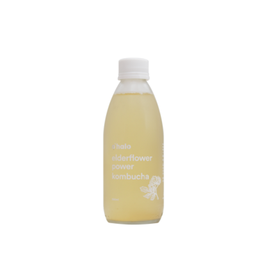 Elderflower Power kombucha (250ml)