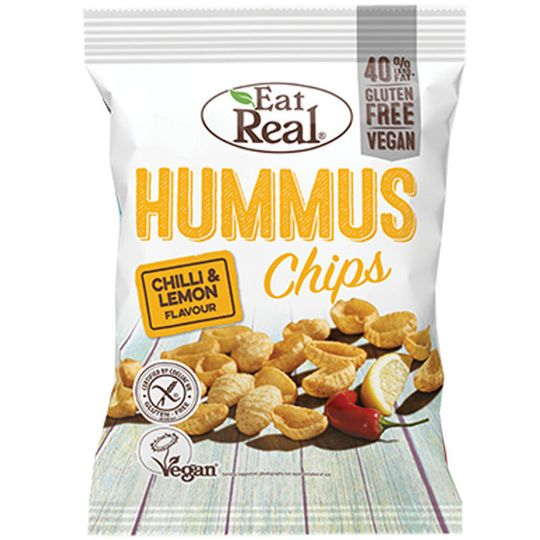 Eat Real Hummus Chilli & Lemon 45g