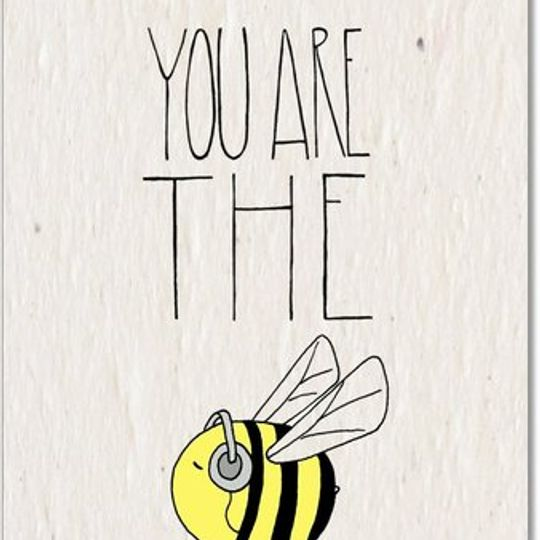 Greeting Card | Bee's Knees