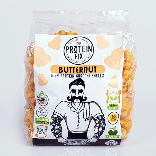 Gluten-Free Protein Butternut Pasta