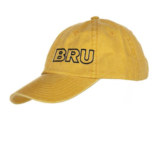 'Bru' Mens Washed Cap