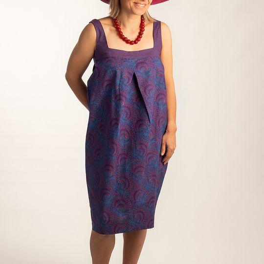 Dress Perfect Violet