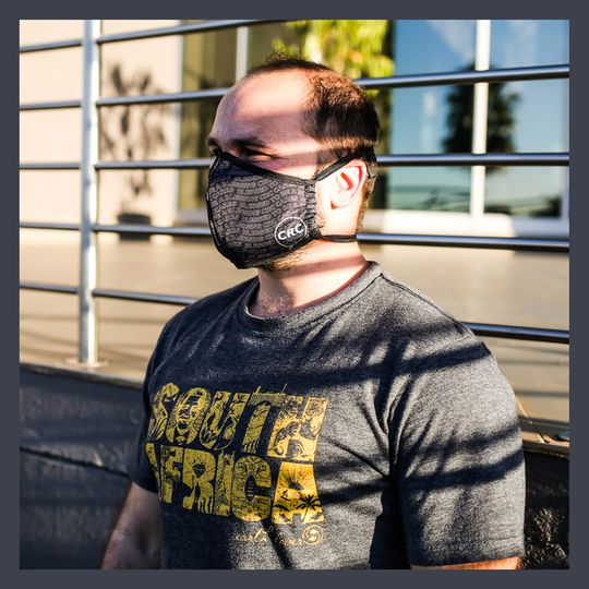 CRC Branded Protective Mask