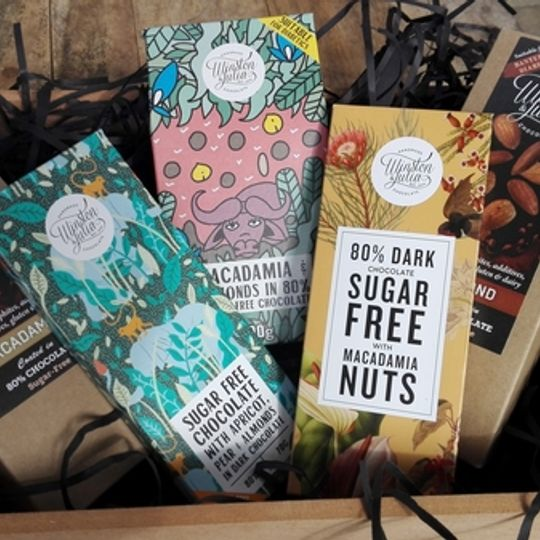 Sugar-Free Chocolate Gift Collection