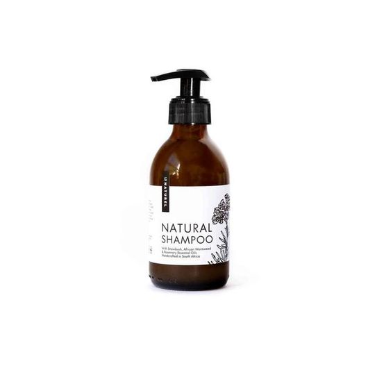 Natural Shampoo (200ml)