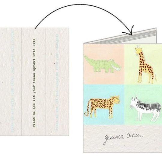 Notebook | Wild Animals