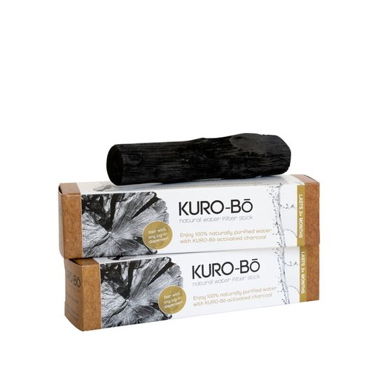 Kuro-bo Activated Charcoal Water Filter