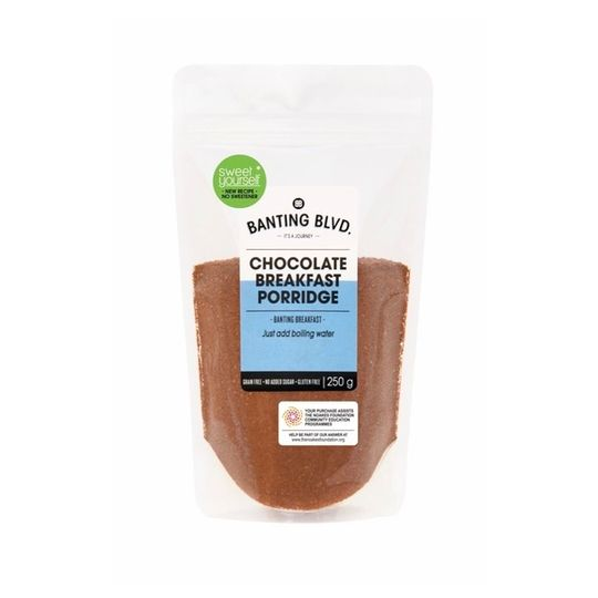 Chocolate Breakfast Porridge