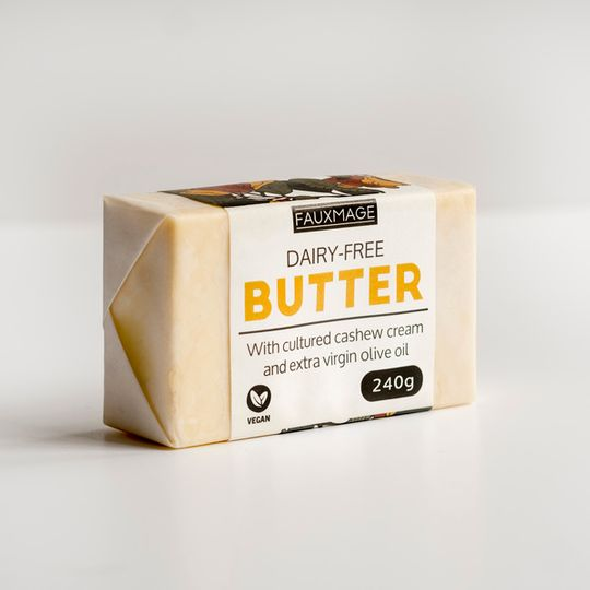 Fauxmage, Dairy-free Butter, 240g