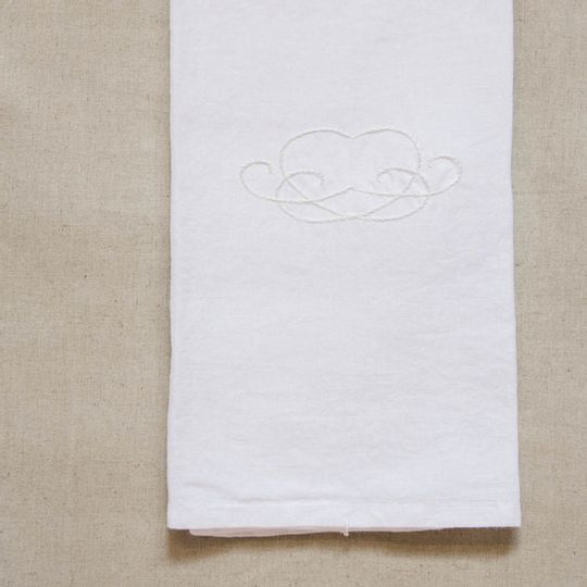 Hand-embroidered Utility Cloth