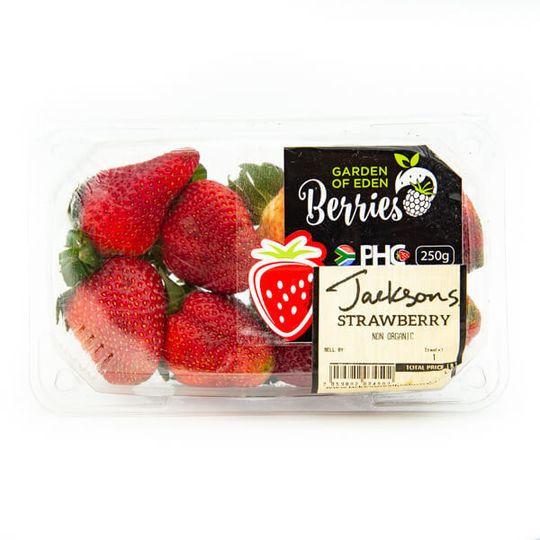 Strawberry punnet (250g)