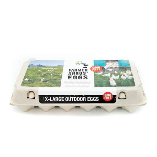 Eggs - X - Large 18 Farmer Angus