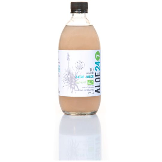 Totally Wild Organic Aloe 24/7