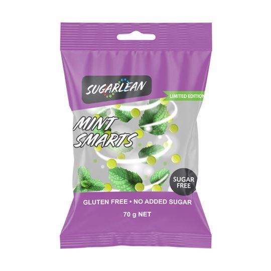 Sugarlean Mint Smarts (70 g)