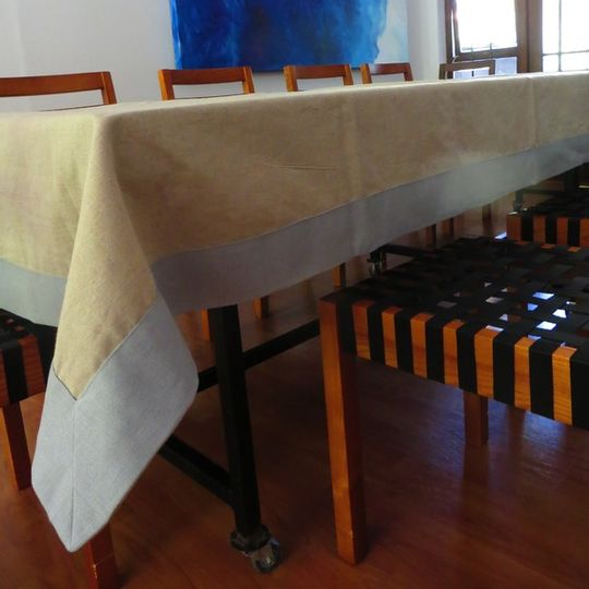 Irish Linen Table Cloth