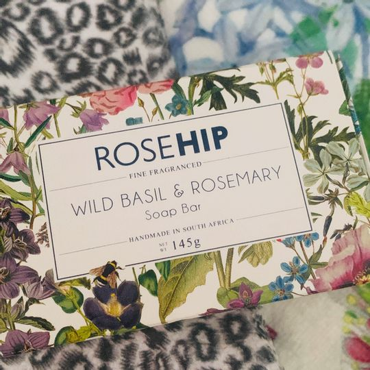 Soap - Wild Basil & Rosemary
