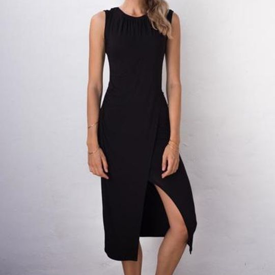 Demi Wrap Dress