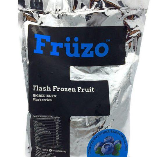 Frozen Blueberries  (500g)