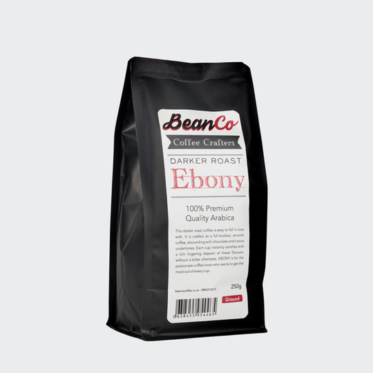 BeanCo Ebony Ground 250g