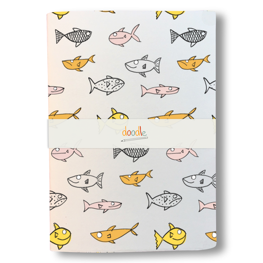 Fishy fish notebook