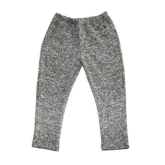Tracksuit pants / Boys - Grey Melange - M0360