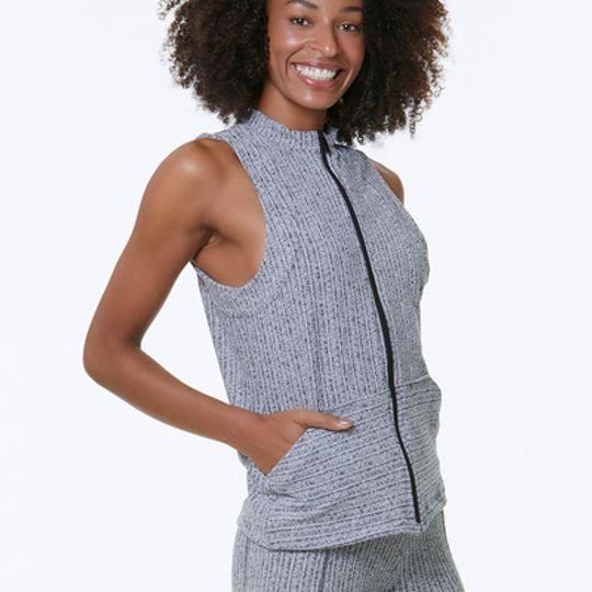 Miller Vest Grey