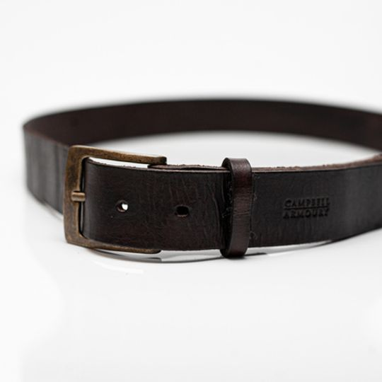 Belts - Chocolate Brown