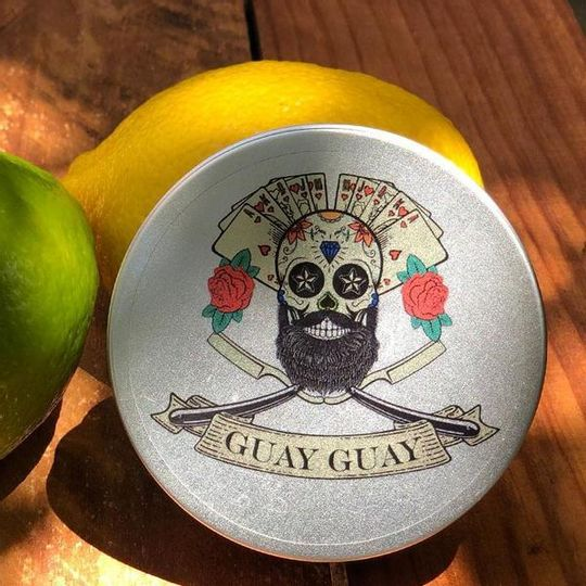 Citrus Splash Beard Balm